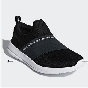 Adidas Ortholite slip on sneakers